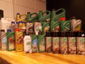 Shop Oil Kit