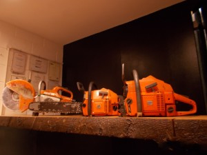 Power Tool Display